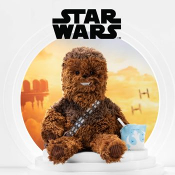 Chewbacca™ – Scentsy Buddy + Star Wars™: Light Side of the Force – Scent Pak