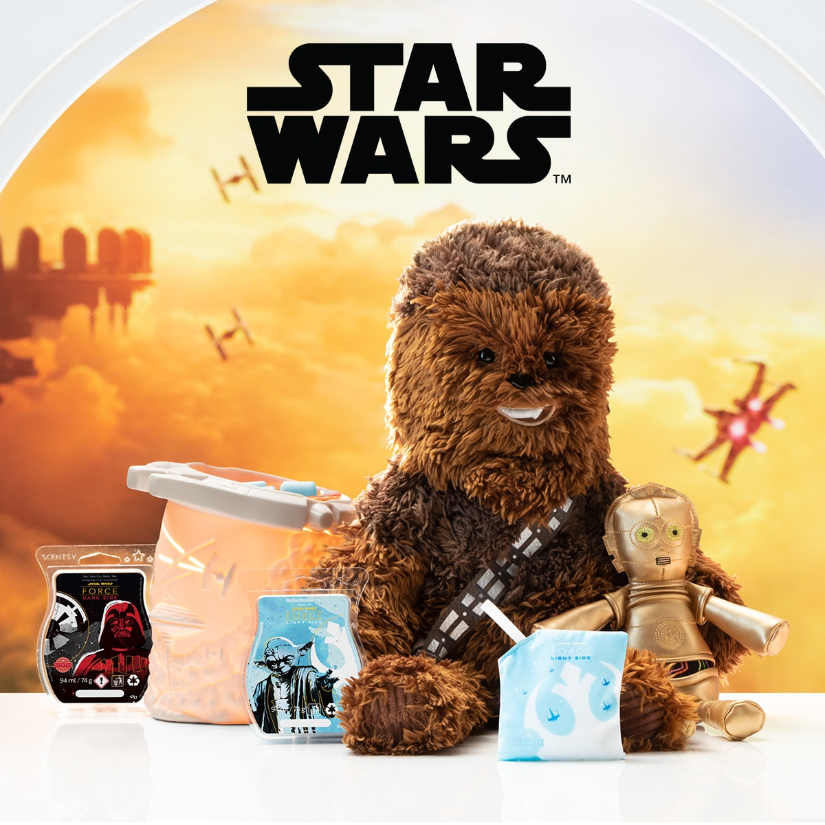 Star Wars™: Bring Balance to the Force Bundle