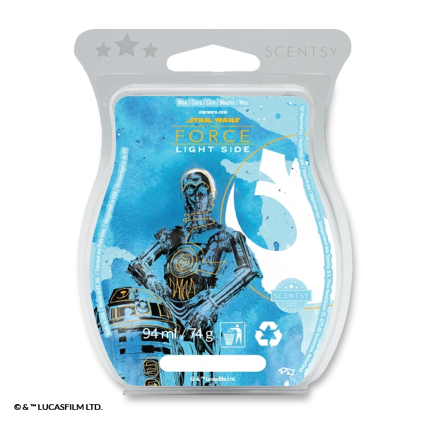 Star Wars™: Light Side of the Force – Scentsy Bar