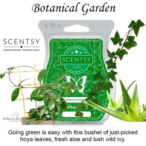 Botanical Garden Scentsy Bar