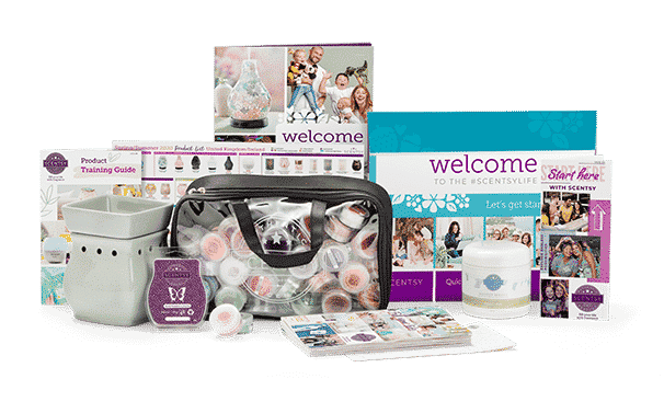 Host Exclusive Scentsy Starter-Kit-Spring-Summer-2020