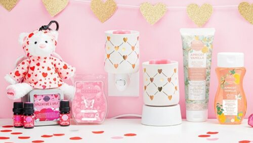 Scentsy 2020 Valentines Gifts