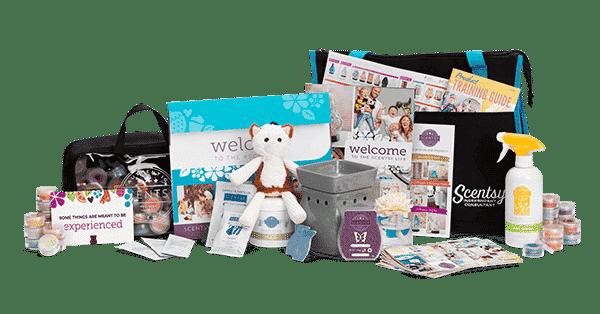 Scentsy Starter Kit Spring Summer 2020