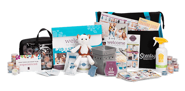 Scentsy US And Canadian Starter Kit 2020