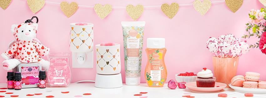 Scentsy Valentines Gift Bundles
