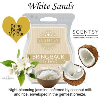 White Sands Scentsy Bar