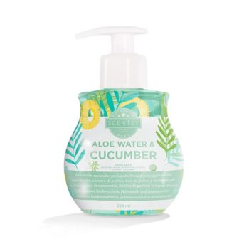 Aloe Water & Cucumber Hand Soap