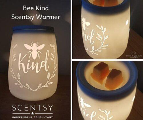 Bee Kind Scentsy Warmer