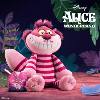 Cheshire Cat Alice in Wonderland – Scentsy Buddy