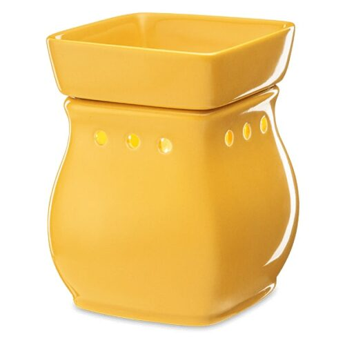 Classic Curve – Gloss Mustard Scentsy Warmer