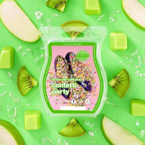 Confetti Party Scentsy Bar