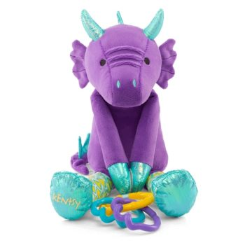 Dexter the Dragon Scentsy Sidekick + Berry Fairy Tale Fragrance