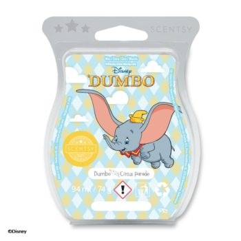 Dumbo: Circus Parade - Scentsy Bar