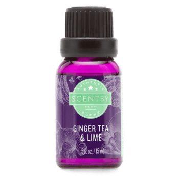 Ginger Tea & Lime Scentsy Oil