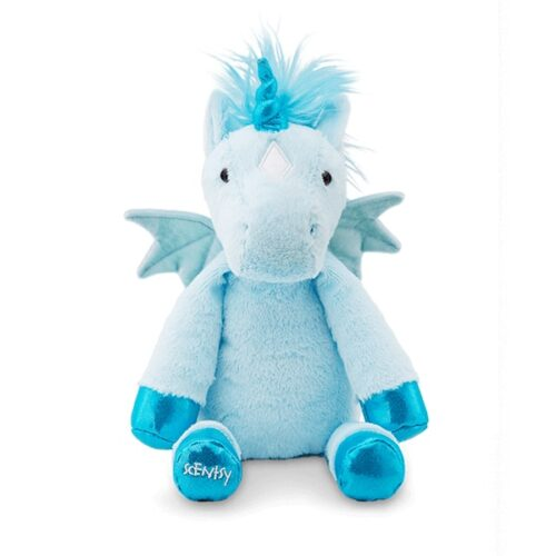 Halley The Unicorn Scentsy UK Buddy