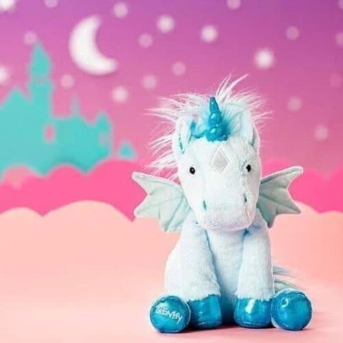 Hayley The Unicorn Scentsy Buddy