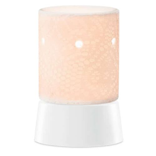 Lace Mini Warmer with Tabletop Base
