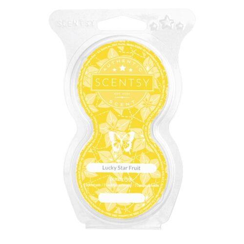 Lucky Star Fruit Scentsy Pod Twin Pack