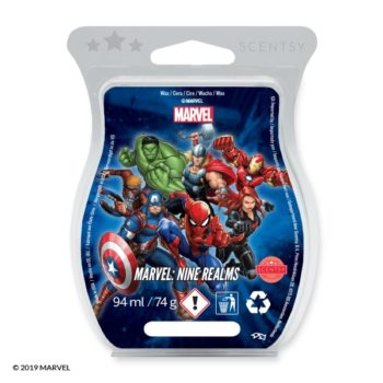 Marvel: Nine Realms - Scentsy Bar
