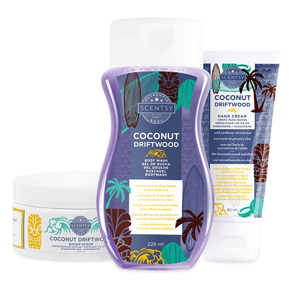 Mother's Day Spa Bundle – Coconut Driftwood