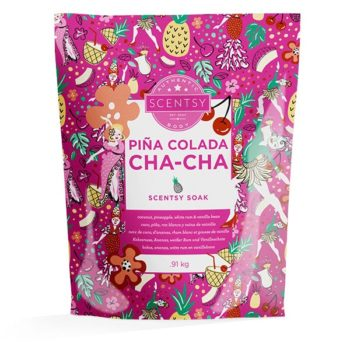 Piña Colada Cha-Cha Scentsy Soak