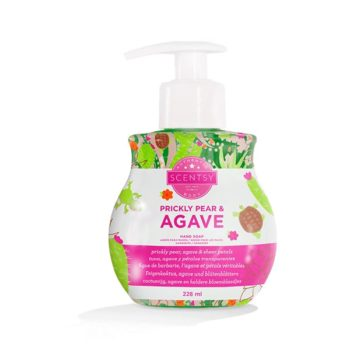 Prickly Pear & Agave Hand Soap