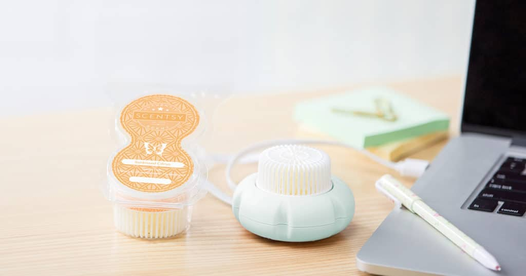Scentsy Mini Fan Diffusers