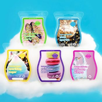 Scentsy UK Fantasy Wax Collection