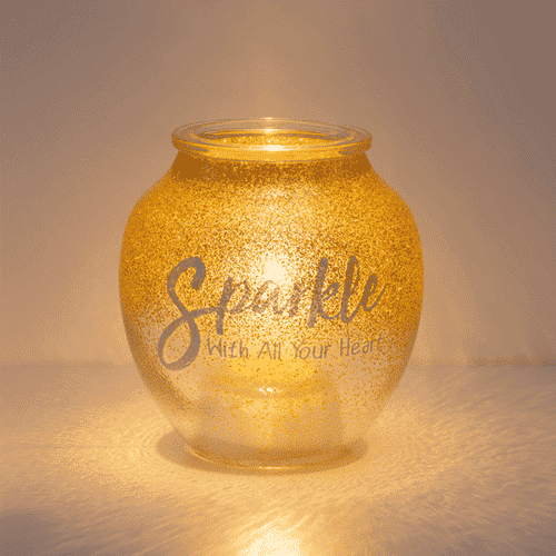 Sparkle With All Your Heart Scentsy Warmer