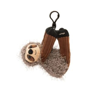Suzie the Sloth Scentsy Buddy Clip + Go, Go, Mango Fragrance