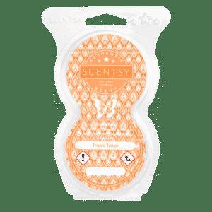 Tropic Tango Scentsy Pod Twin Pack