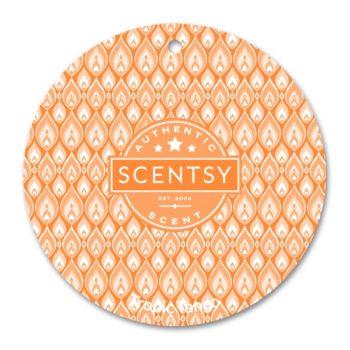 Tropic Tango Scentsy Scent Circle
