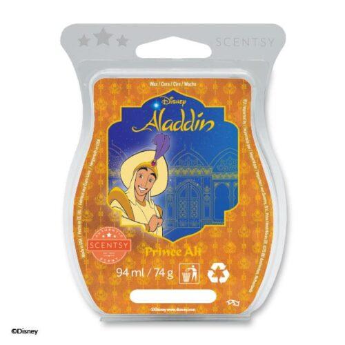 Aladdin Prince Ali - Scentsy Bar