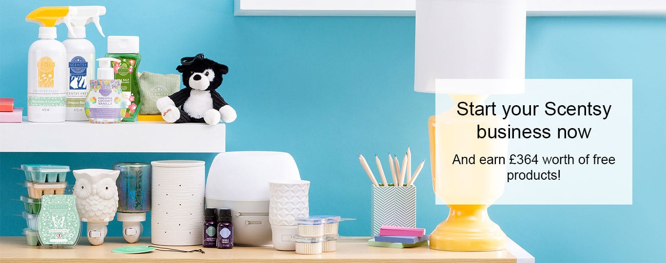 Join Scentsy UK March 2020 Incentive