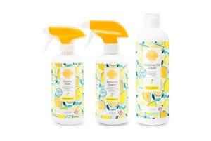 Lemon Squeeze Clean Bundle