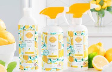 Lemon Squeeze Clean Scentsy Bundle