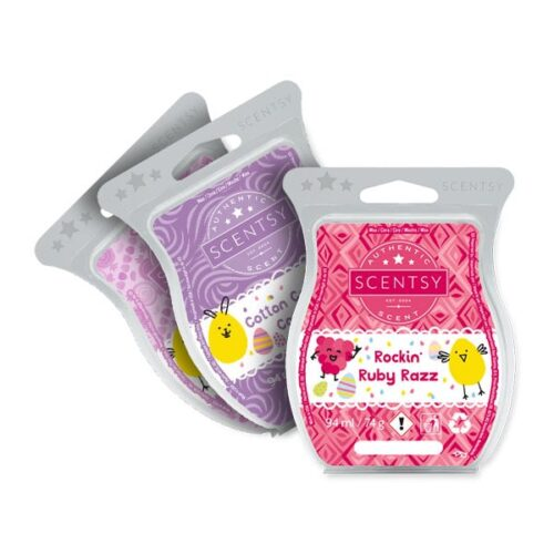 Scentsy Easter Collection Bar 3-Pack