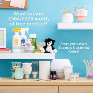 Scentsy UK March 2020 Joining Offer