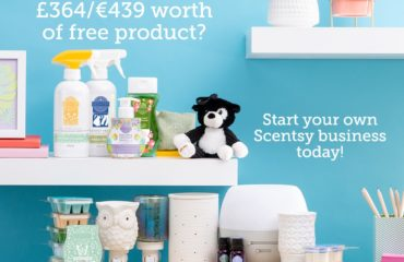 Scentsy March 2020 Joining Promotion