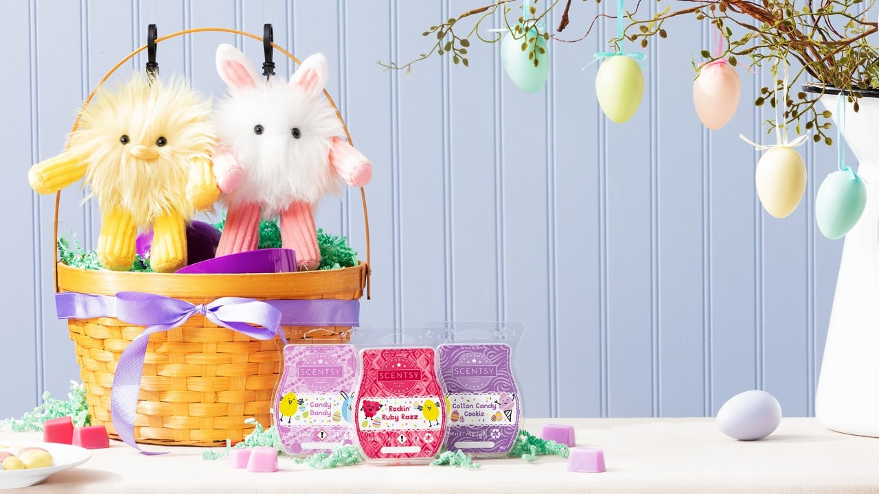 Scentsy UK Easter 2020