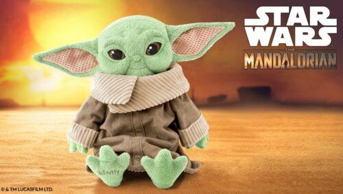 Baby Yoda Scentsy Buddy!