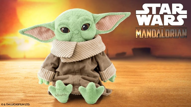 The Child from The Mandalorian (aka Baby Yoda) is becoming a Scentsy Buddy!