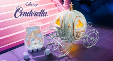 Cinderella Carriage – Scentsy Warmer