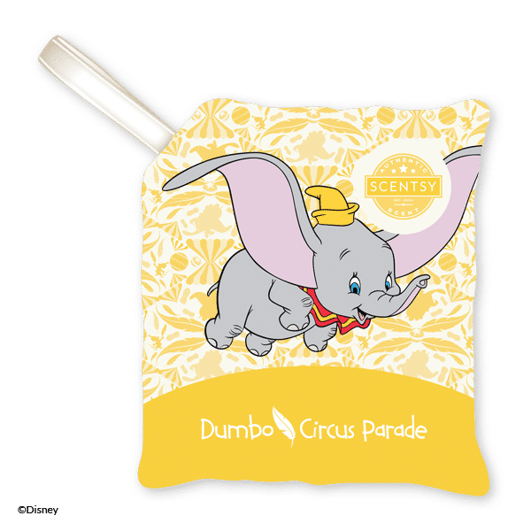Dumbo: Circus Parade - Scentsy Scent Pak £9.25