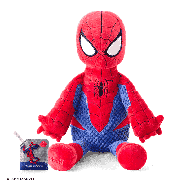 Marvel's Spider-Man — Scentsy Buddy £42.00
