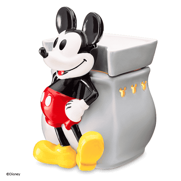 Mickey Mouse – Classic Curve Scentsy Warmer £67.00