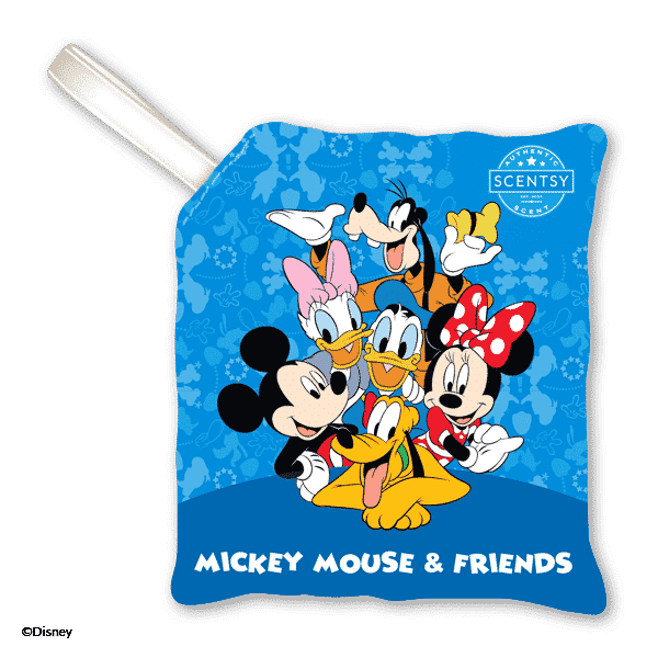 Mickey Mouse & Friends - Scentsy Scent Pak £9.25