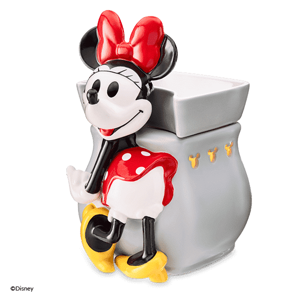 Minnie Mouse – Classic Curve Scentsy Warmer £67.00
