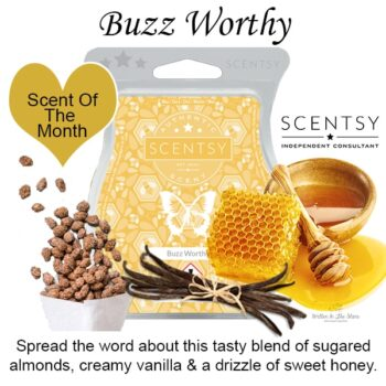 Scentsy UK Buzz Worthy