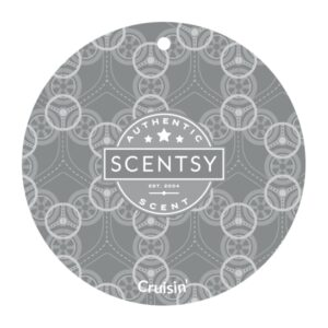 Cruisin' Scentsy Scent Circle